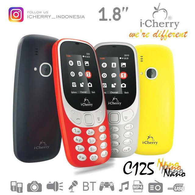 """HP I-Cherry C121 SELFIE Lcd 5"""" HD Ips Android 5.1 (Best For Selfie) 