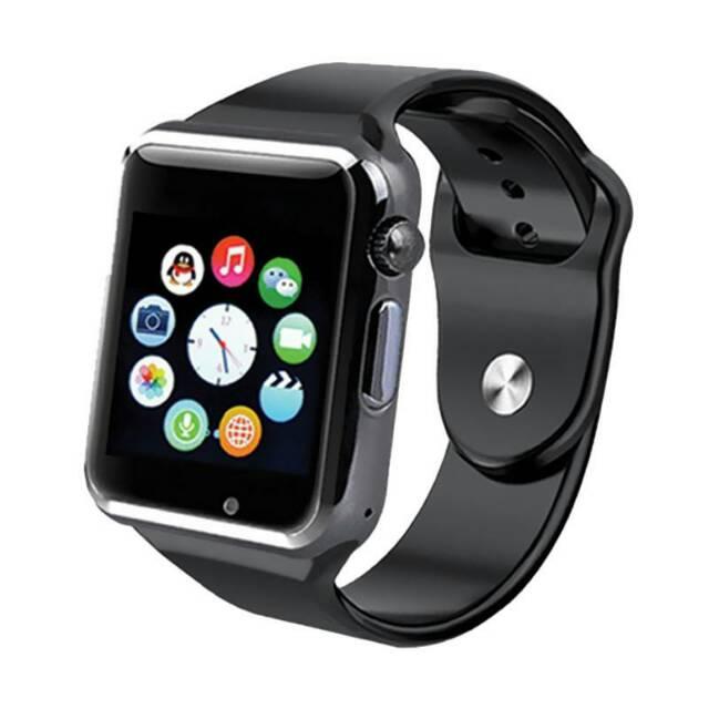 smartwatch u10 a1 smart watch bisa pakai sim card dan memory