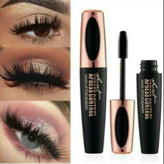 Hanyu Double Kuas Alis Bulu Mata Memakai Eyeliner Dan Maskara Pada Ujung Tongkat Alat Rias Kecantikan. Source ... Eyeliner Lip kuas kosmetik.