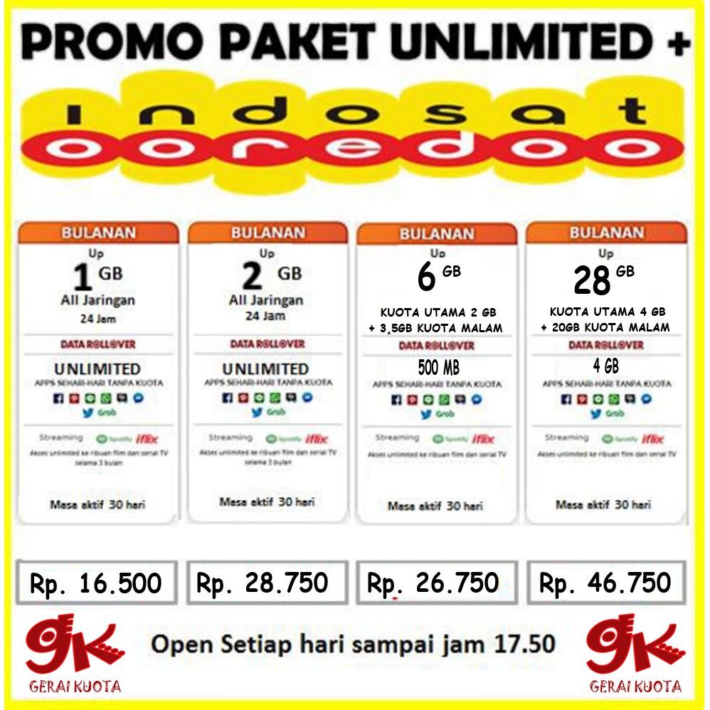 Voucher Isi Ulang Paket Kuota Data Internet Indosat Vocher Im3 Vocer Perdana 25gb 7 24jam 18gb Malam Mentari Shopee Indonesia