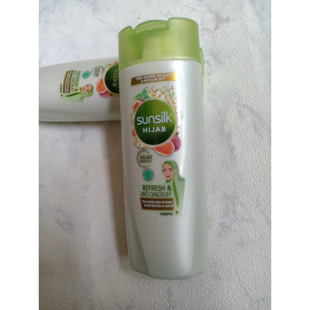 ❤️ Albani ❤️ Sunslik Hijab Refresh & Anti-Dandruff Botol 70 mL - Shampo Sunslik - Anti Ketombe - COD-7