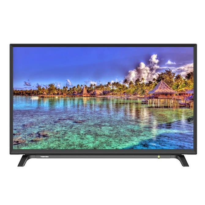 LED TV TOSHIBA 32 INCH .