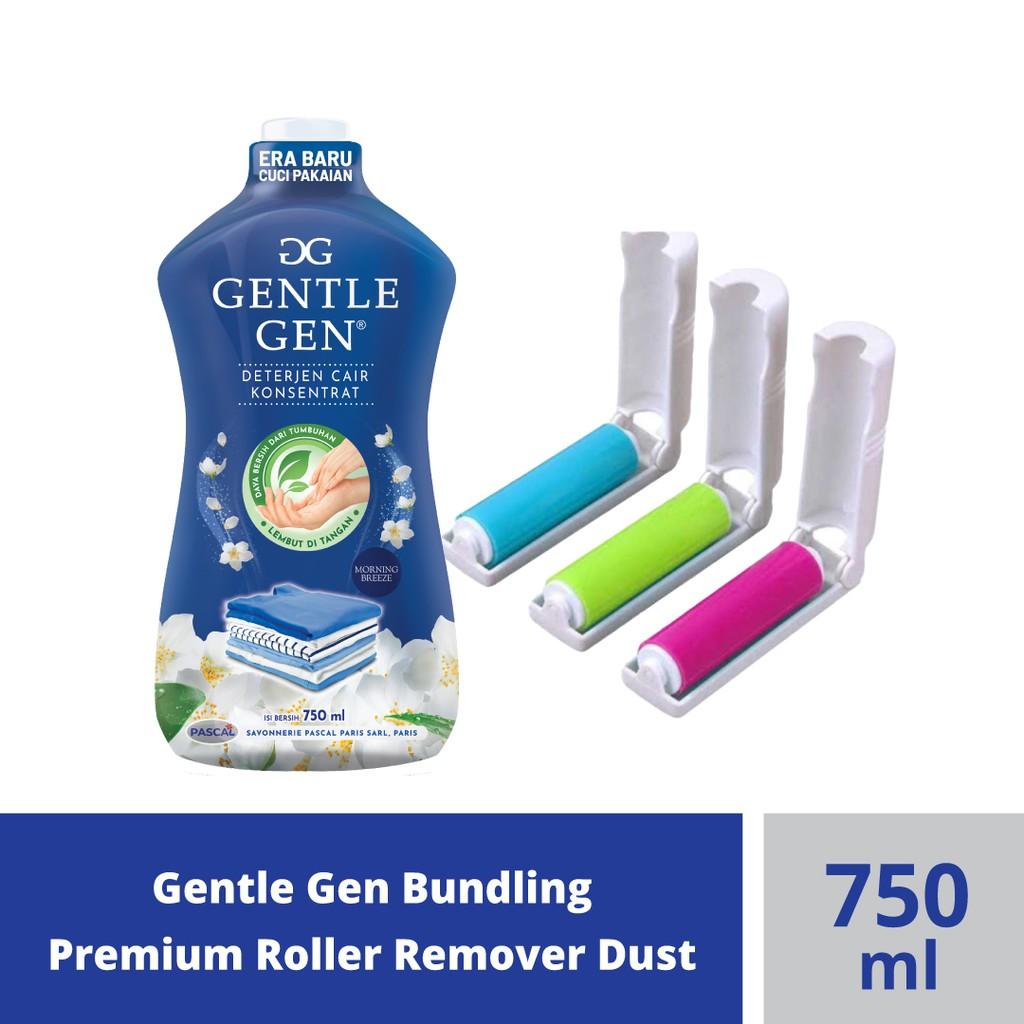 Gentle Gen Bundling Premium Roller Remover Dust