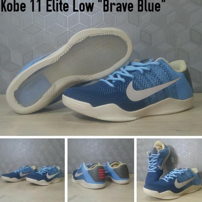 06157242d037 Sepatu Basket Kobe 11 XI Elite Low Tinker Hatfield Nike Adidas Kyrie Kobe  Jordan Leb