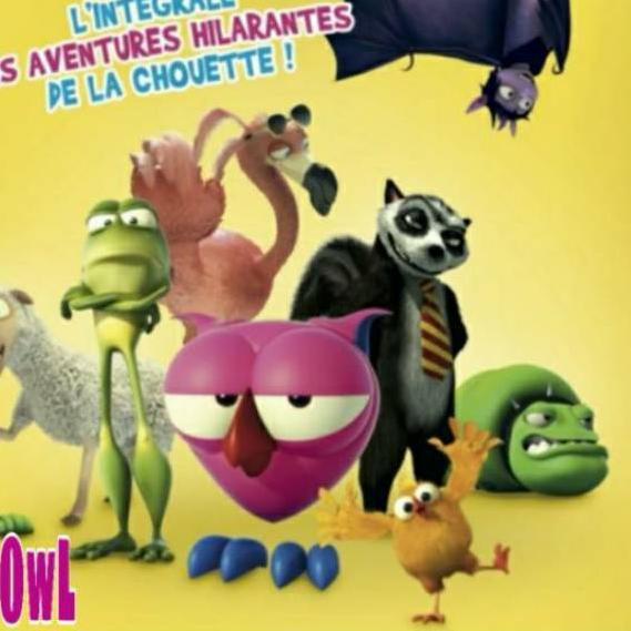 Termurah Dvd Film Lagu Animasi Belajar Anak The Owl Shopee Indonesia