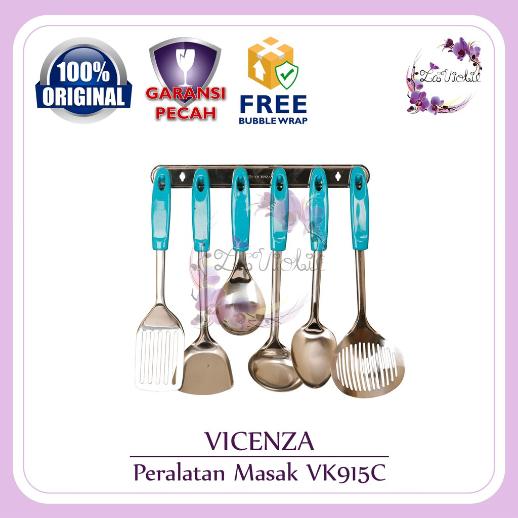 Original Vicenza Tempat Sendok B679s Spoon Stand B679 Ukuran Small Dan Garpu B674 Camelia Shopee Indonesia
