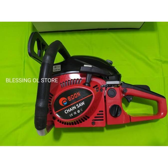 Produk Terbaru Mesin Chainsaw 22 Inch/ Gergaji Murah / Gergaji Kayu / Senso