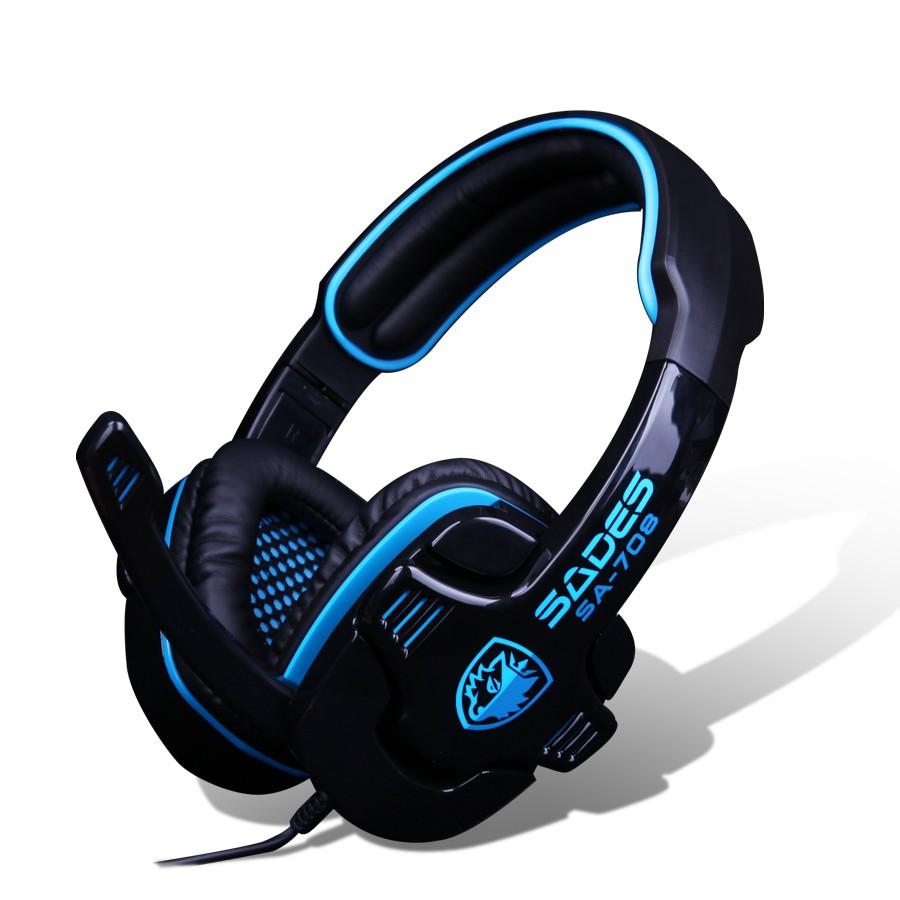 Gaming Headset Sades Sa 903 Shopee Indonesia Locust 704