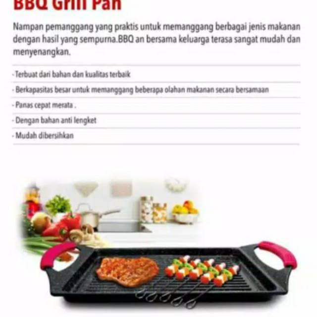 HAKASIMA NEW BBQ GRILL PAN