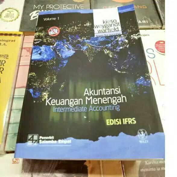 Akuntansi Keuangan Menengah Vol 1 Kieso Edisi Ifrs Shopee Indonesia