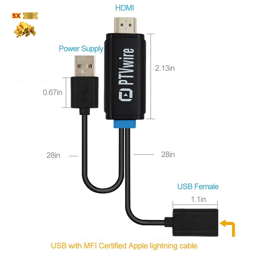 Usb 30 To Hdmi Hd 1080p Video Cable Adapter Converter For Laptop Kabel Mhl Micro 64951 Hdtv Pc Tv Shopee Indonesia