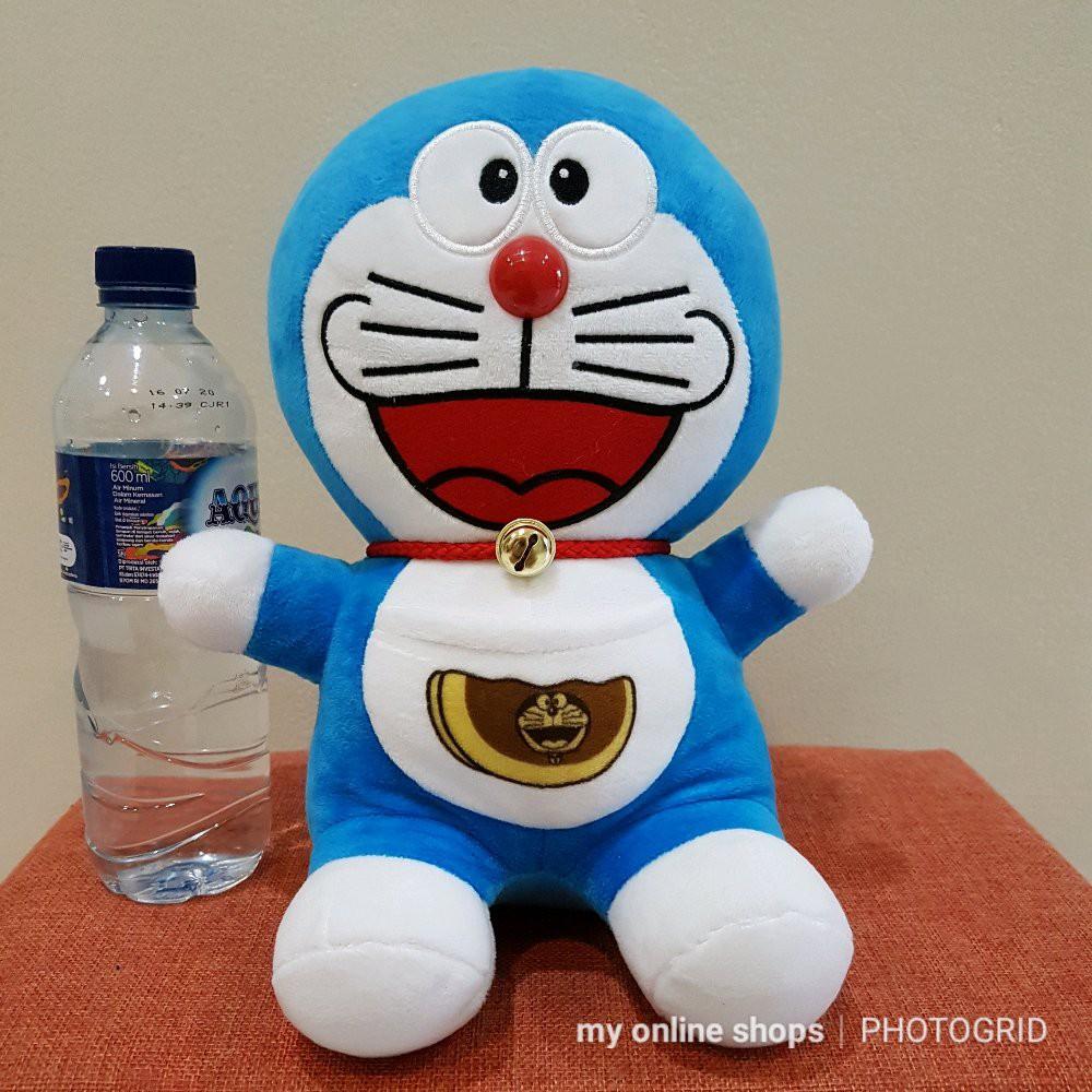 Promo Boneka Doraemon Imut Lucu Senyum Ukuran Kecil Diskon