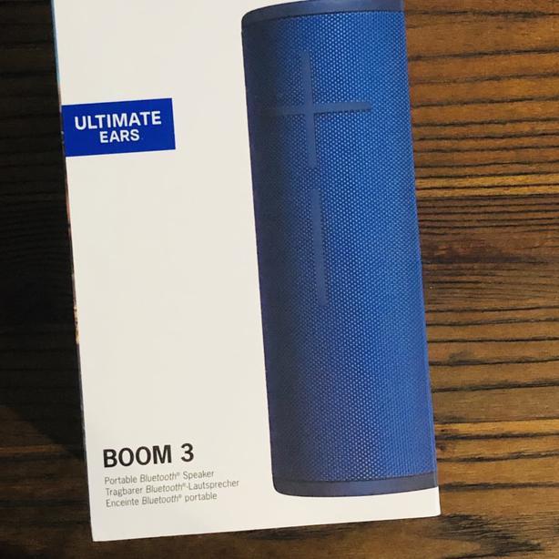Banyak Peminat Ultimate Ears Ue Boom 3 Bluetooth Speaker Waterproof Original Shopee Indonesia