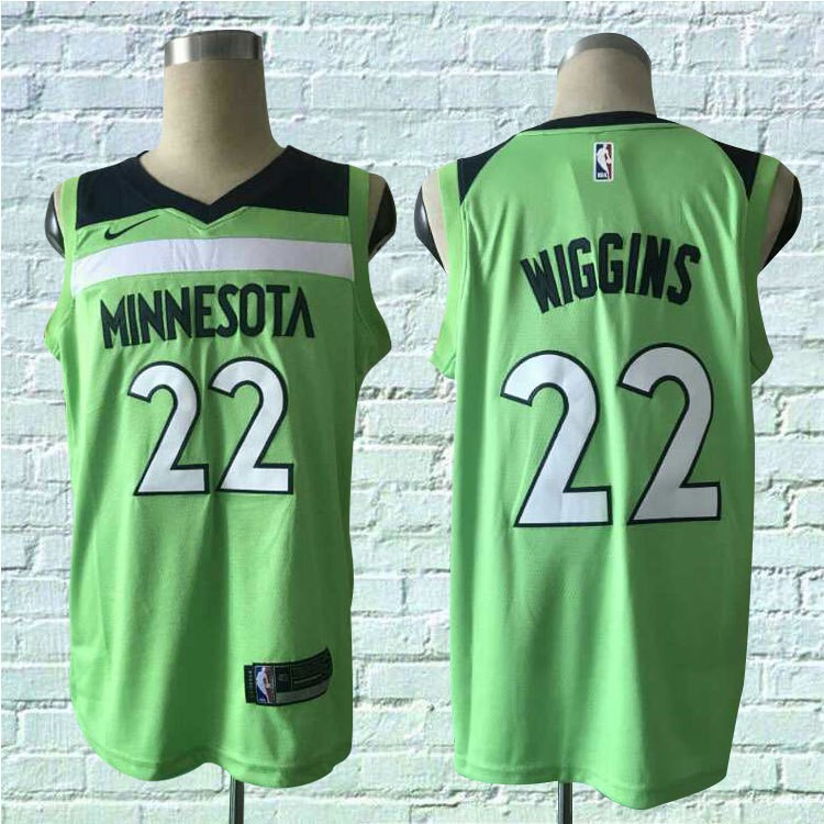 Cncontact Nike Nba Minnesota Timberwolves Andrew Wiggins 22