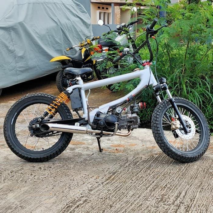 Modifikasi Motor Bmx Cub Honda Supra Onderdil Shopee Indonesia