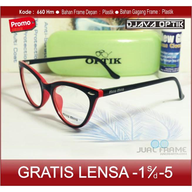 kacamata cateye - Temukan Harga dan Penawaran Kacamata Online Terbaik -  Aksesoris Fashion Januari 2019  3e47fad91c