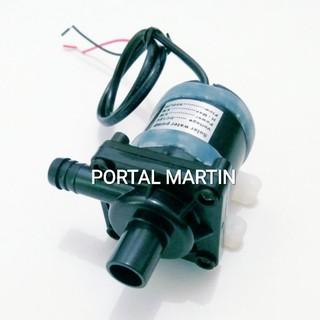 Pompa Air Mini Submersible Solar DC 12 Volt 8 Watt ...
