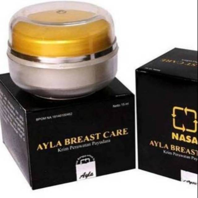 TERLARIS CREAM PENGENCANG DAN PEMBESAR PAYUDARA HERBAL AYLA BREAST CARE NASA | Shopee Indonesia