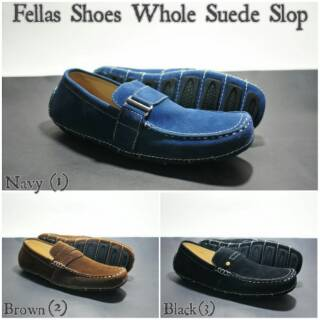 Sepatu Fellas Shoes Original Handmade Footwear Fashion Shoes Populer Pria  Simple Casual Slip on Slop  9f7c1bd1c5
