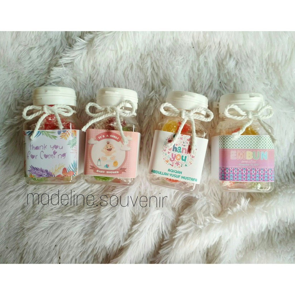 Souvenir Permen Candy In Jar Untuk Ultah Aqiqah Baby Shower Dll Jadul Texas Sarsaparilla Roll Sarsi Sarsaparila Shopee Indonesia