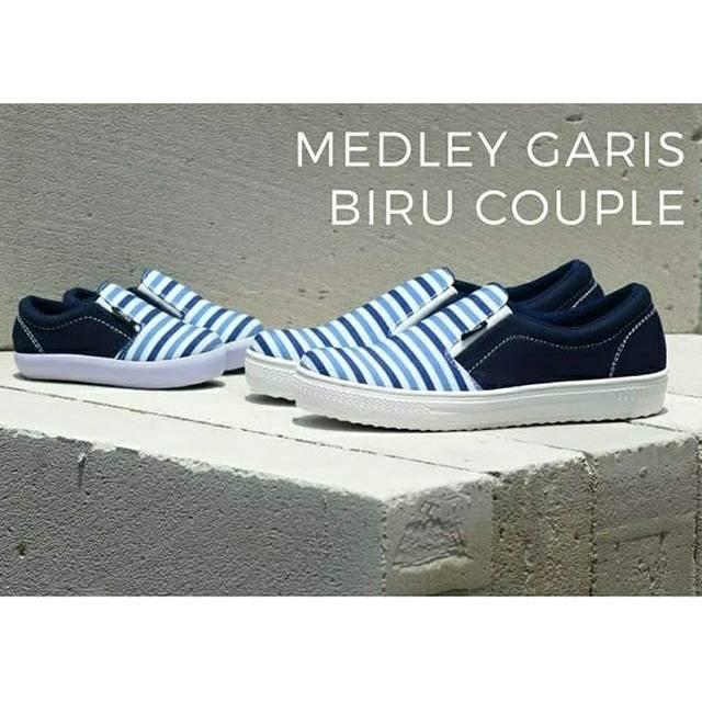 Sepatu Couple Keluarga Casual Ayah Ibu Dan Anak Shopee Indonesia