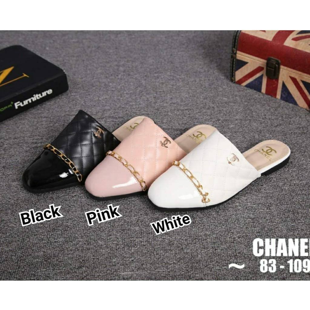 Sepatu Flat Shoes Glossy Temukan Harga Dan Penawaran Online Yongki Komaladi Loafers Casandra Black Hitam 36 Terbaik November 2018 Shopee Indonesia