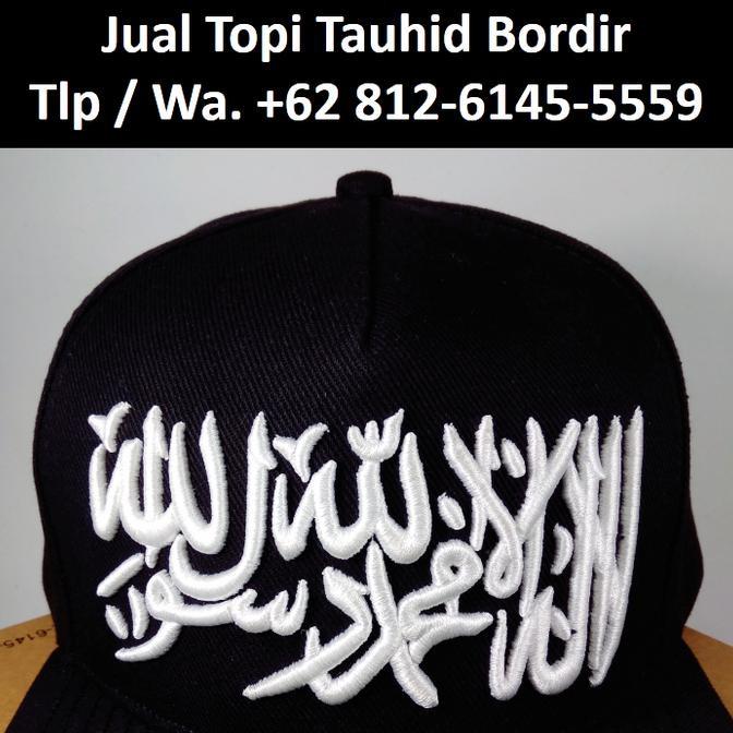 Produk Terkini Topi Tauhid Di Bandung Kualitas Premium 24f5c53a4a