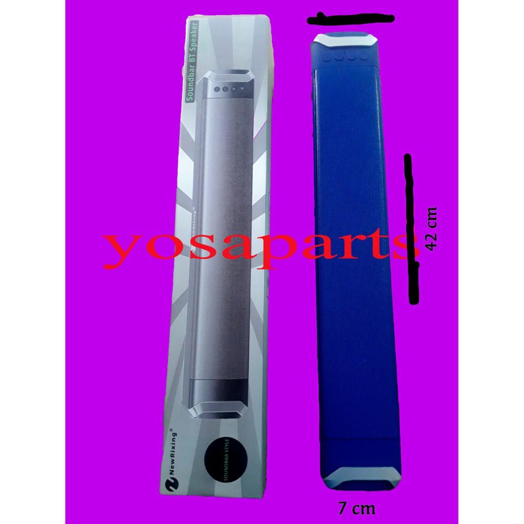 Sonicgear Bt300 Soundbar Bluetooth Speaker Shopee Indonesia Anker Soundbuds Sport Black Ampamp Blue A3233hj1