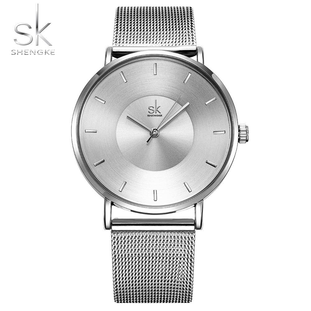 Fashion Shengke Daftar Harga Desember 2018 Charles Jourdan Jam Tangan Wanita Silver Pink Stainless Steel 176 22 3