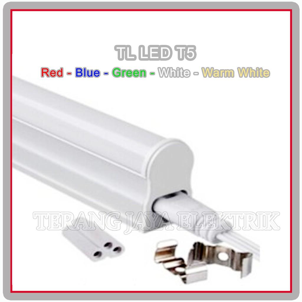 on wiring lampu tl led
