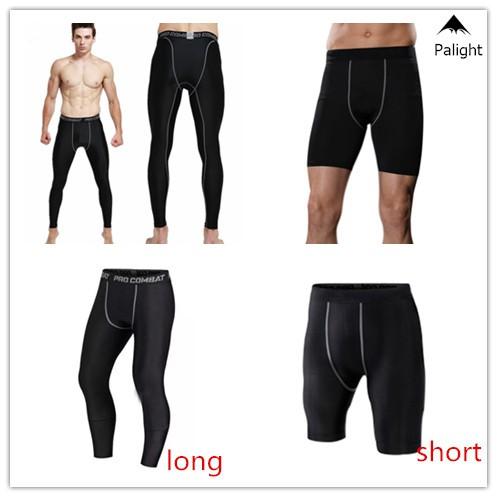 Readystock Celana Legging Pria Celana Kompresi Cepat Kering Untuk Olahraga Gym Fitness Jogging Shopee Indonesia