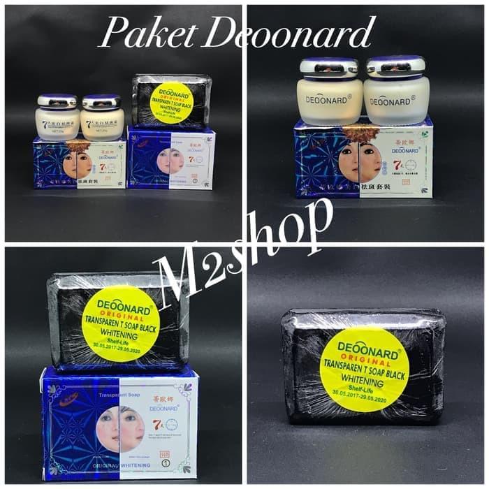 Paket Perawatan Wajah Jerawat Cream Siang Malam Sabun Wajah. Source · [