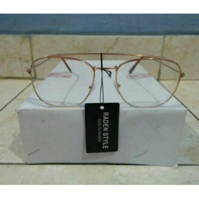 Promo kacamata korea murah fashion oval besar trendy hit gaya keren best  seller  acc0a60c8b