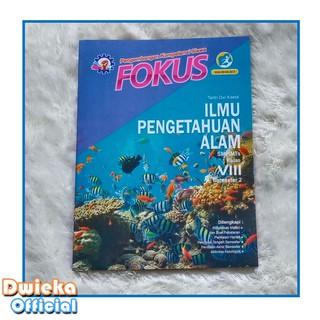Buku Fokus Smp Ilmu Pengetahuan Alam Ipa Kelas 8 Semester 2 Edisi Revisi 2017 Shopee Indonesia