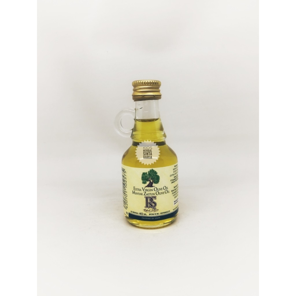 Minyak Zaitun Rs Rafael 40ml Minyak Zaitun Olive Oil Virgin Oil