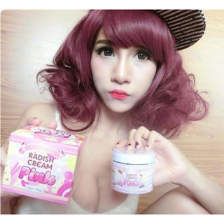 ... RADISH CREAM PINK BY BEAUTY SECRET 4 / KRIM PENGHILANG BEKAS LUKA RADIS / ASLI / ORI. suka: 4