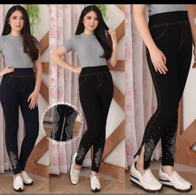 Celana Legging Model Terbaru Shopee Indonesia