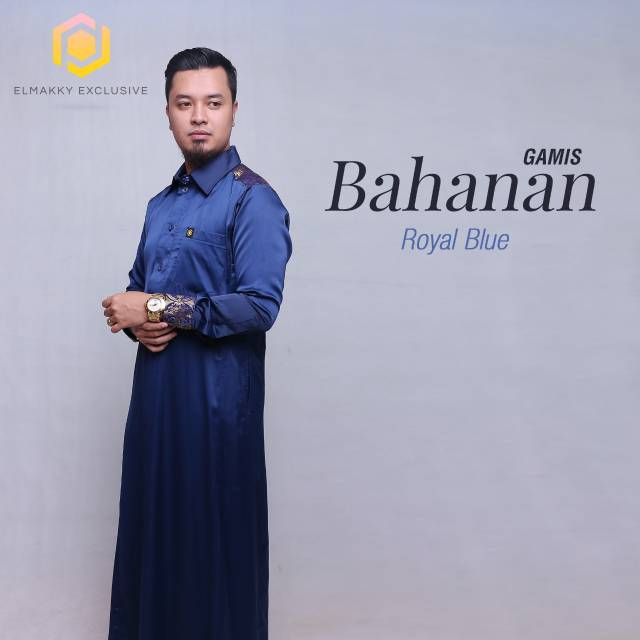 Gamis Pria Pakaian Muslim Panjang Pria Laki - Laki Cowok Casual Tosca Murah JSR 035 Java Seven | Shopee Indonesia