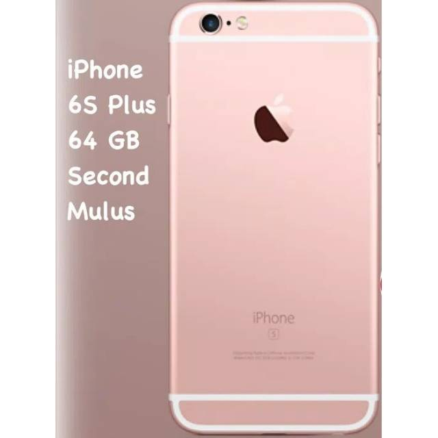 iPhone 6S Plus 64 Gb Second Mulus Like New  9763ad419a