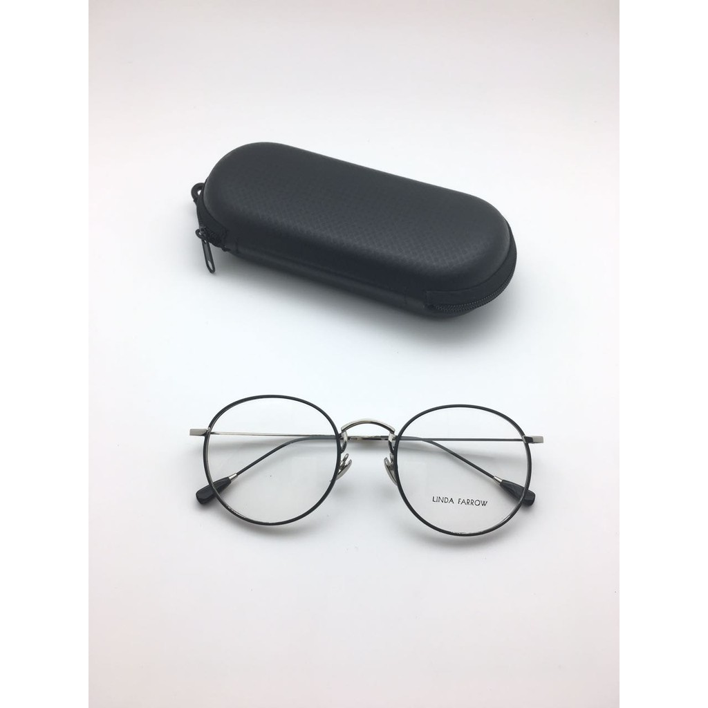Frame kacamata minus LINDA FARROW AVIATOR VISPRO frame minus UNISEX ... e351b98a06