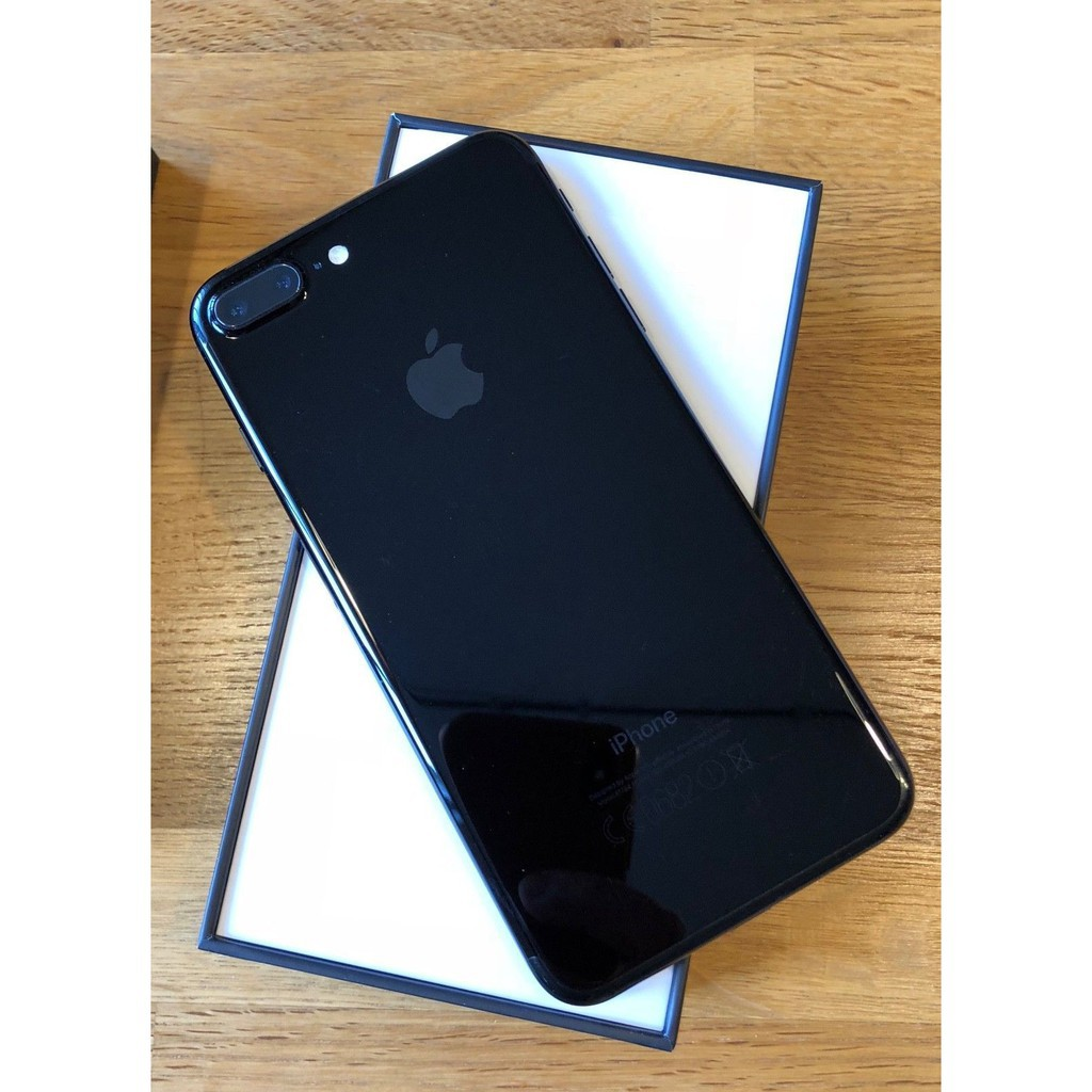 Iphone 7 Plus Jet Black Internal 128 Gb Cpo Garansi Internasional 1 Apple 128gb Tahun Shopee Indonesia