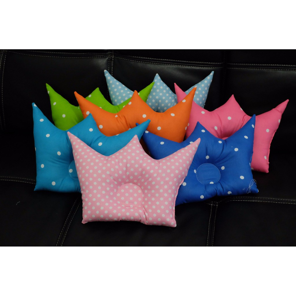 Bantal Peang Crown Peyang Mahkota Bayi