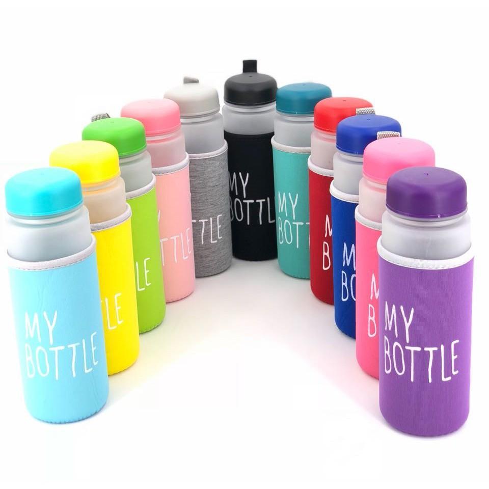 [READY STOK] #13 My Bottle Doff Buram 11 Warna Sarung Busa Ada Logo BPA Free Anti Pecah Panas Tanpa | Shopee Indonesia