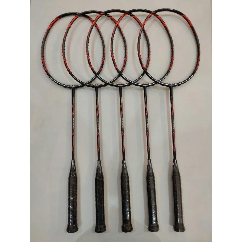 Raket Badminton Maxbolt Assassin Black Series