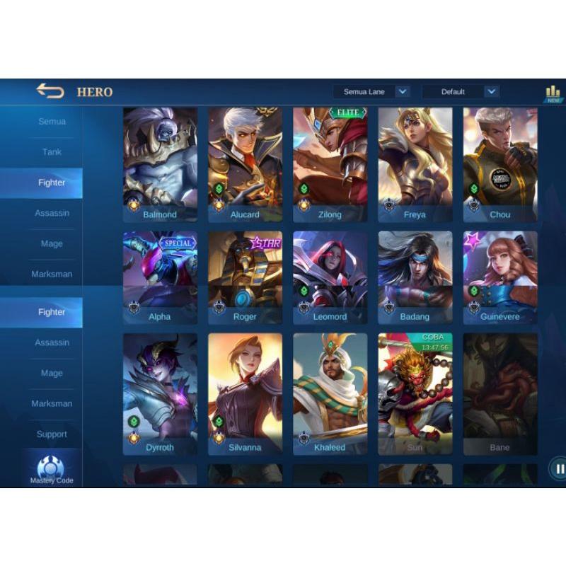 Akun_Mobile_Legend_legend