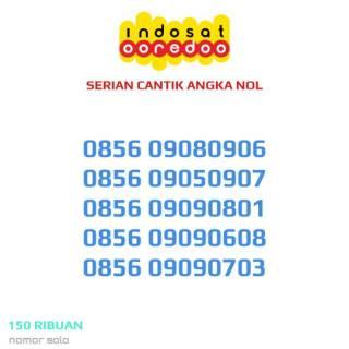 INDOSAT TELOR CANTIK 00000 NOL IM3 OOREDOO 4G Kartu Perdana Nomor Cantik Nomer Nocan Couple Murah