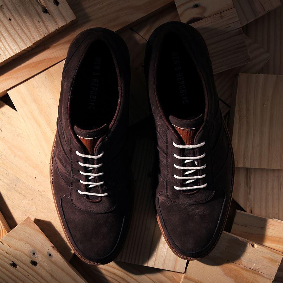 Shopee Indonesia Jual Beli Di Ponsel Dan Online Sepatu Sneakers Pria Mensrepublic Draymond Black