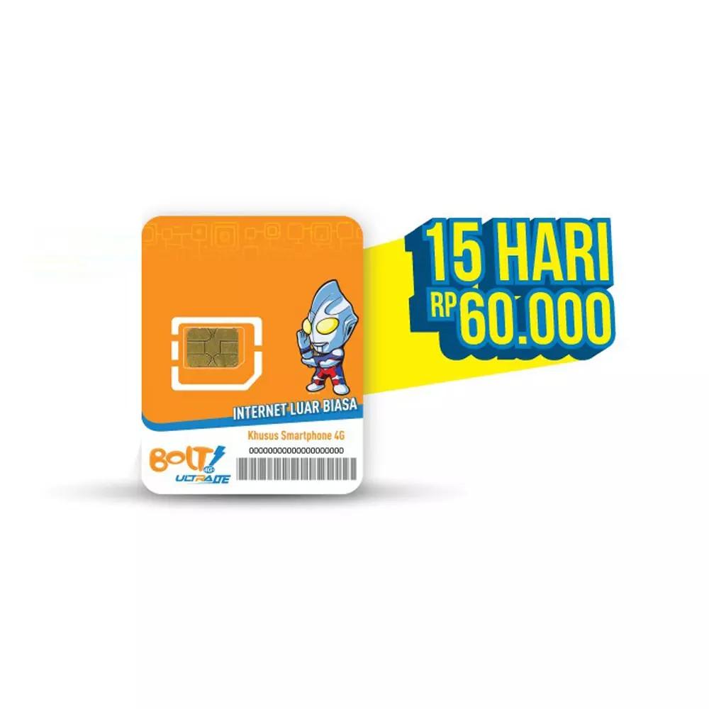 Bolt Starterpack Unlimited Smartphone 30 Hari Shopee Indonesia Huawei P9 Garansi Resmi 1 Tahun Bundling Tau Telkomsel