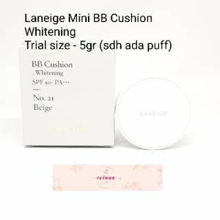 Laneige Bb Cushion Whitening Spf 50 No 31 Brown Shopee Indonesia