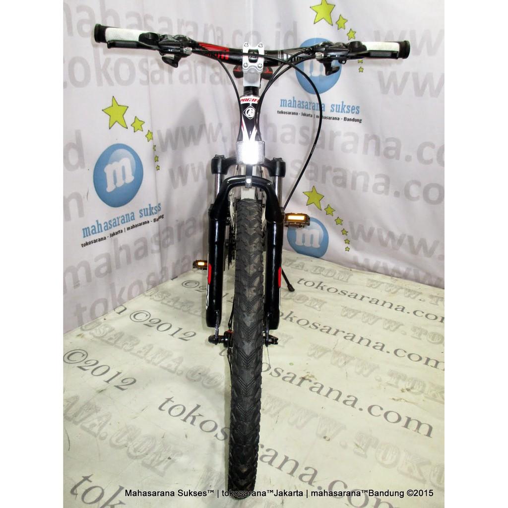 Pacific Tranzline 300 Aloi 21 Speed Sepeda Gunung Remaja 24 Inci Shopee Indonesia